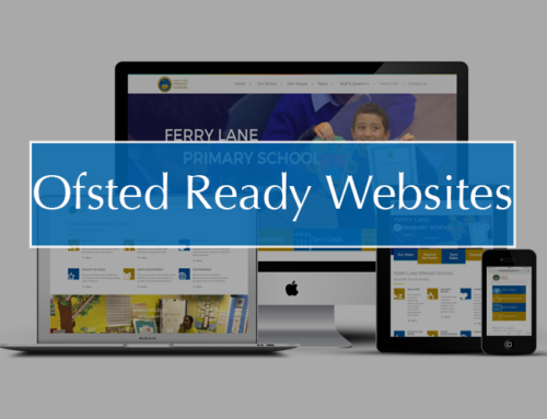Get Your Ofsted Ready School Website