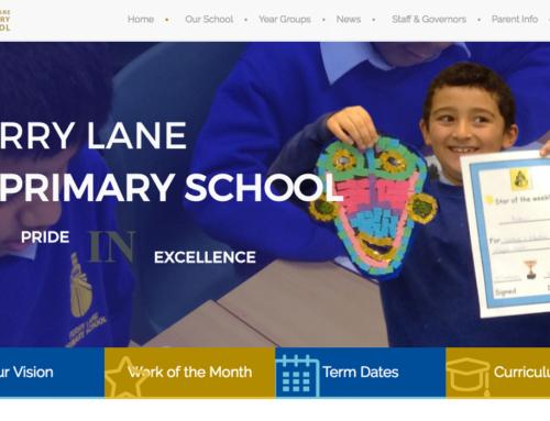 Ferry Lane School Website