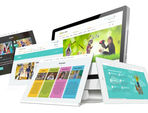 Brighter Futures – Nursery Website