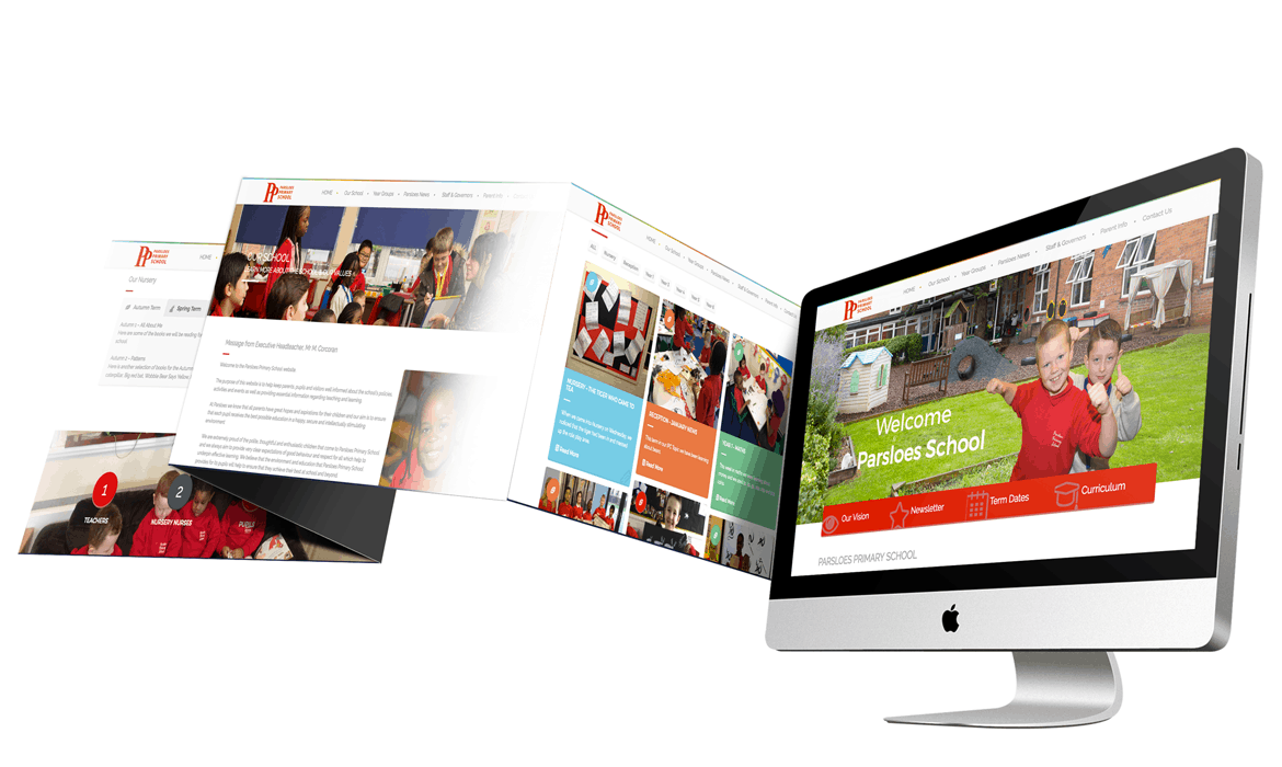 Parsloes School Website
