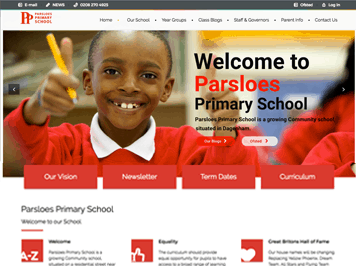 Parsloes Primary School Web Site