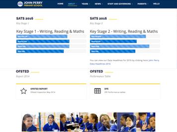 John perry Primary School Web Site