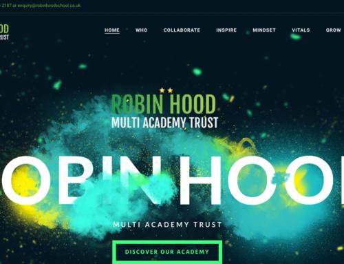 Robin Hood Multi Academy Trust Website