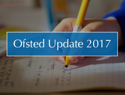 Ofsted Website Requirements 2017 Update