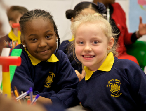 St John Walworth Primary Website